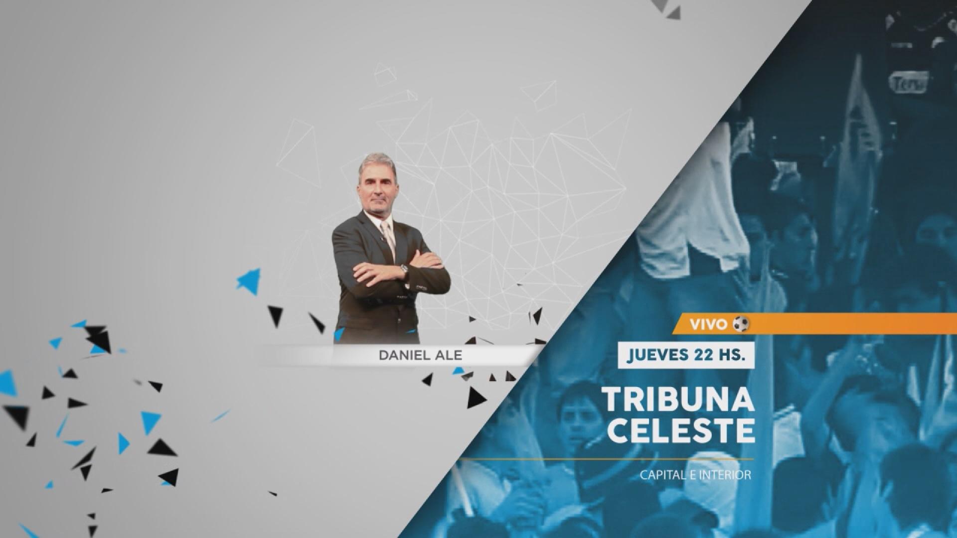 Tribuna Celeste: un clásico referente de los hinchas Belgrano | Canal Showsport