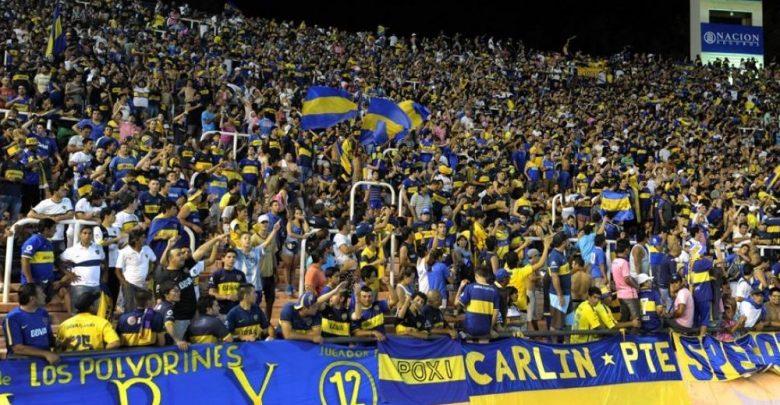 Resultado de imagen para Boca puede llevar hinchada a Mendoza