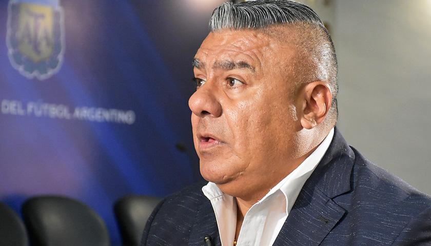 Chiqui Tapia se pronunció en contra de los promedios – Canal Showsport