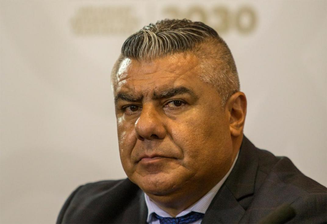 """Chiqui"""" Tapia y lo que le propuso a Agremiados sobre los contratos – Canal  Showsport"""