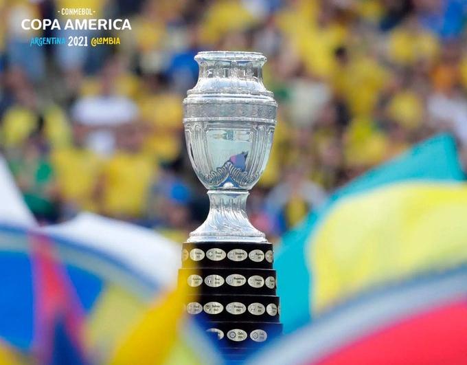 Conmebol y el anhelo de tener público en la Copa América 2021 – Canal  Showsport