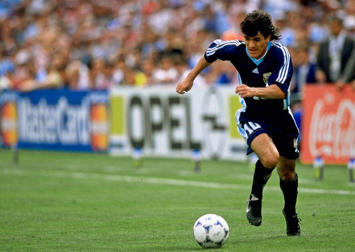 Ariel Ortega debuta en la Selección Argentina en 1993 – Canal Showsport