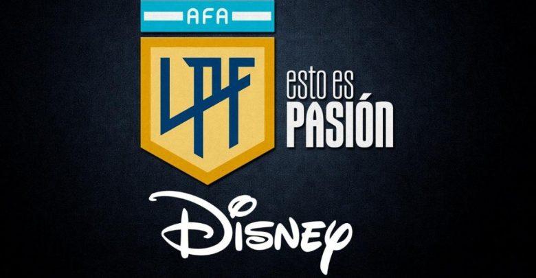 La AFA extiende hasta 2030 su contrato con Disney – Canal Showsport