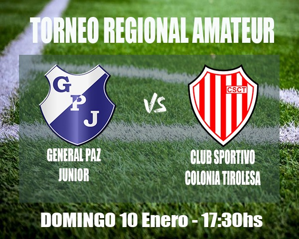 Ya podés adquirir tus entradas para el debut de Juniors en el Regional Amateur vía streaming | Canal Showsport