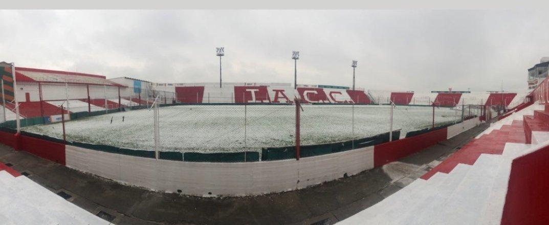 ¡Qué postales! Así amanecieron los clubes de Córdoba tras la histórica nevada | Canal Showsport