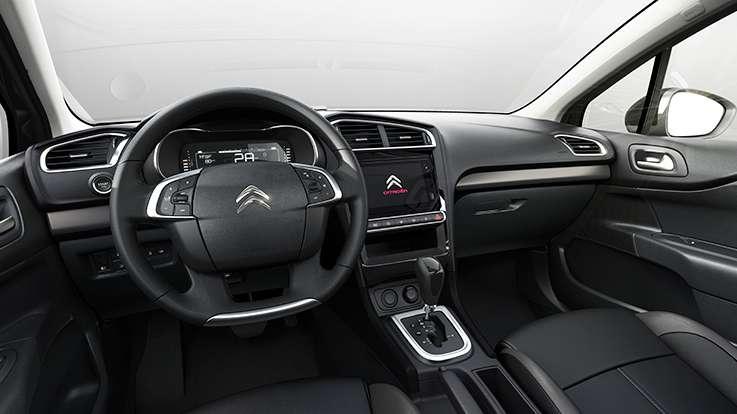 Citroën C4 Lounge: moderno, confortable y tu aliado en el ahorro | Canal Showsport