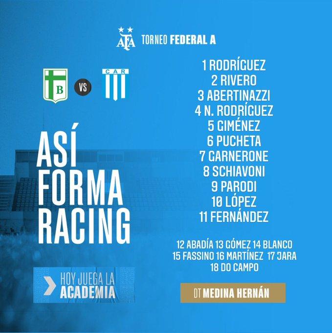 Federal A: Racing y Sportivo Belgrano no se sacaron ventajas | Canal Showsport