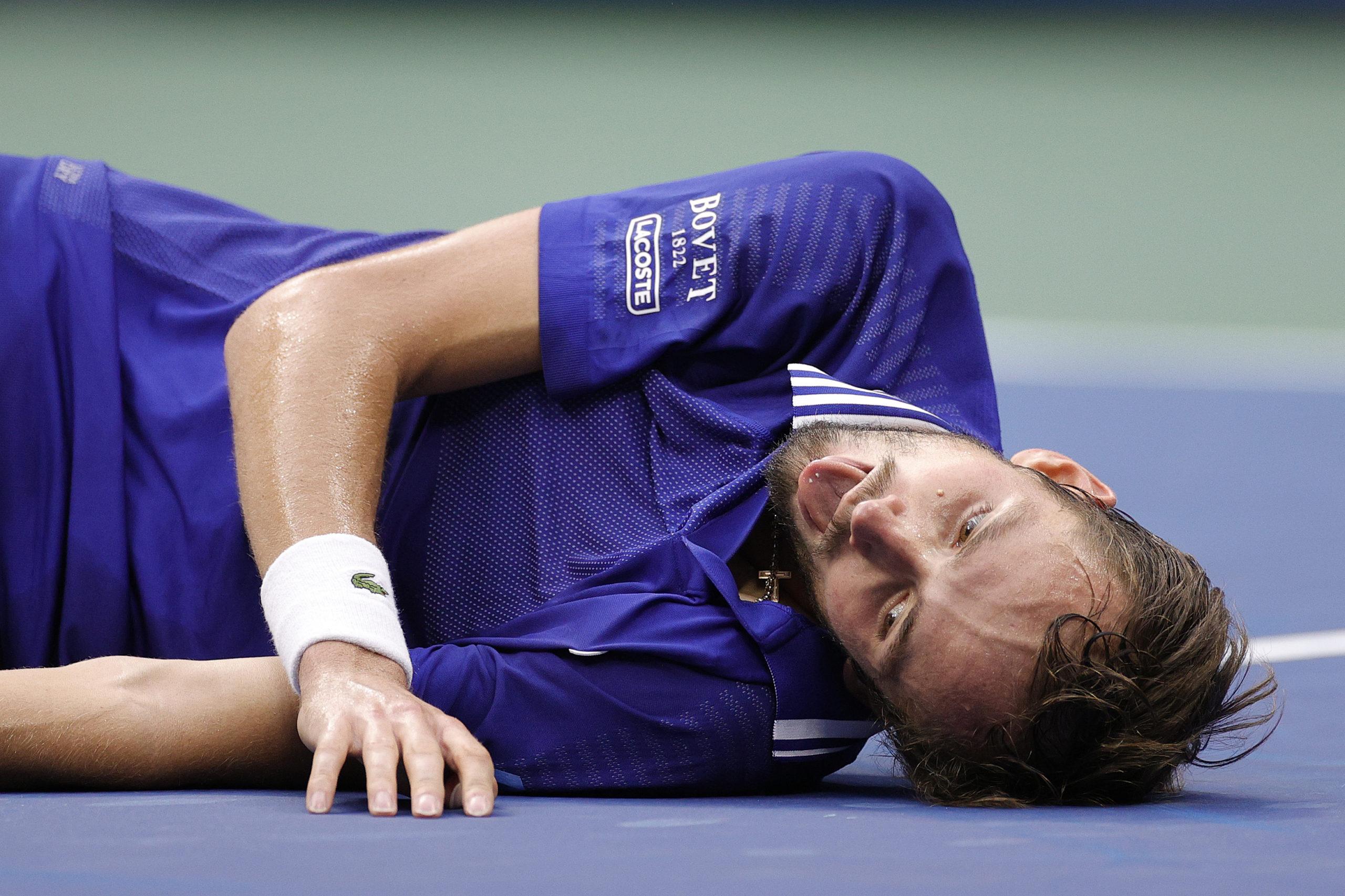Medvedev se consagró campeón del US Open | Canal Showsport